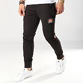 /achat-pantalons-joggings/ellesse-pantalon-jogging-rayure-1034n-noir-169961.html