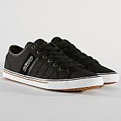 /achat-baskets-basses/kappa-baskets-logo-calexi-8-304nf00-903-black-brown-bronze-169996.html