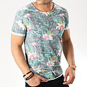 /achat-t-shirts/mtx-tee-shirt--f1020-gris-chine-vert-floral-169814.html