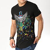 /achat-t-shirts-longs-oversize/mtx-tee-shirt-strass-oversize-m1806-noir-169822.html