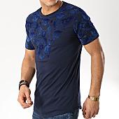 /achat-t-shirts-longs-oversize/mtx-tee-shirt-oversize-bandana-fx187-bleu-marine-169869.html