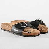 /achat-claquettes-sandales/pepe-jeans-sandales-bio-pms90010-noir-169838.html