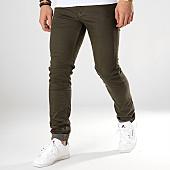 /achat-jeans/classic-series-jean-slim-b-209-vert-kaki-170017.html