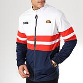 /achat-vestes/ellesse-veste-zippee-rayures-1035n-beu-marine-blanc-rouge-170066.html