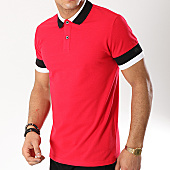 /achat-polos-manches-courtes/frilivin-polo-manches-courtes-ap7232-rouge-170146.html