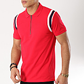 /achat-polos-manches-courtes/frilivin-polo-manches-courtes-ap7053-rouge-170189.html