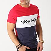/achat-t-shirts/landy-tee-shirt-assa-baing-tricolore-bleu-blanc-rouge-170105.html
