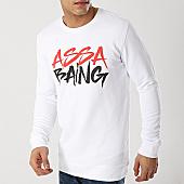 /achat-sweats-col-rond-crewneck/landy-sweat-crewneck-assa-baing-blanc-rouge-noir-170110.html