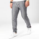 /achat-pantalons-carreaux/mtx-pantalon-raye-5282e-noir-blanc-170007.html