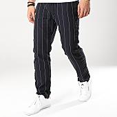 /achat-pantalons-carreaux/mtx-pantalon-raye-avec-bandes-5285e-bleu-marine-170022.html