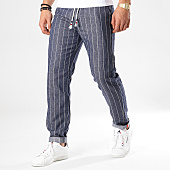 /achat-pantalons-carreaux/mtx-pantalon-raye-5286e-bleu-marine-170092.html