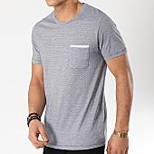 /achat-t-shirts-poche/selected-tee-shirt-poche-poe-bleu-marine-blanc-170290.html