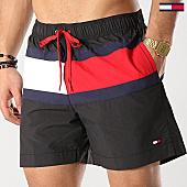 /achat-maillots-de-bain/tommy-hilfiger-jeans-short-de-bain-medium-drawstring-1070-noir-170025.html