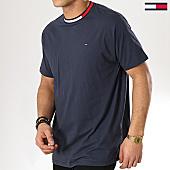 /achat-t-shirts/tommy-hilfiger-jeans-tee-shirt-1165-bleu-marine-170055.html