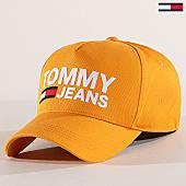 /achat-casquettes-de-baseball/tommy-hilfiger-jeans-casquette-flock-4676-jaune-170219.html