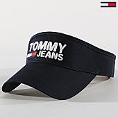 /achat-casquettes-de-baseball/tommy-hilfiger-jeans-visiere-femme-logo-6670-bleu-marine-170227.html