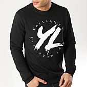 /achat-sweats-col-rond-crewneck/yl-sweat-crewneck-logo-noir-170231.html