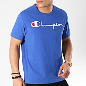 /achat-t-shirts/champion-tee-shirt-script-logo-210972-bleu-roi-170478.html