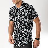 /achat-chemises-manches-courtes/frilivin-chemise-manches-courtes-bm1043-noir-floral-170336.html