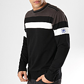 /achat-pulls/g-star-pull-sport-stripe-d12732-b146-noir-gris-anthracite-blanc-170492.html