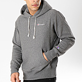 /achat-sweats-capuche/champion-sweat-capuche-212967-gris-anthracite-chine-170577.html