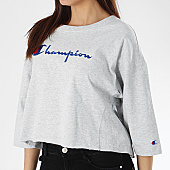 /achat-t-shirts/champion-tee-shirt-crop-femme-111583-gris-chine-170660.html