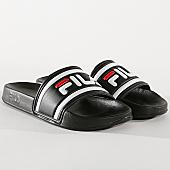 /achat-claquettes-sandales/fila-claquettes-femme-morro-bay-1010340-noir-170688.html