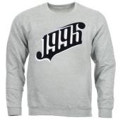 /achat-sweats-col-rond-crewneck/1995-sweat-crewneck-classic-logo-gris-chine-typo-noir-12317.html
