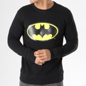 /achat-sweats-col-rond-crewneck/batman-sweat-crewneck-batman-original-logo-noir-16116.html