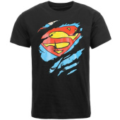 /achat-t-shirts/tee-shirt-superman-tear-up-noir-16357.html