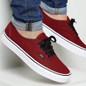 /achat-baskets-basses/vans-baskets-authentic-00qer5u8-port-royal-black-24301.html