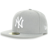 /achat-fitted/new-era-casquette-fitted-59fifty-ny-yankees-basic-grey-white-28153.html