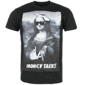/achat-t-shirts/tee-shirt-money-talks-joconde-noir-40805.html