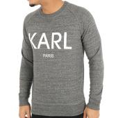 /achat-sweats-col-rond-crewneck/french-arrogance-sweat-crewneck-karl-paris-charcoal-chine-50759.html
