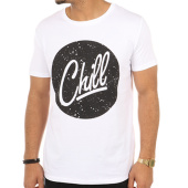 /achat-t-shirts/luxury-lovers-tee-shirt-circle-chill-speckle-blanc-56770.html