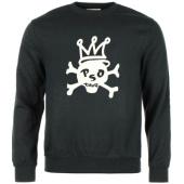 /achat-sweats-col-rond-crewneck/pso-thug-sweat-crewneck-skull-noir-59153.html