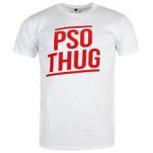/achat-t-shirts/pso-thug-tee-shirt-logo-classique-blanc-rouge-60409.html