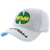 /achat-casquettes-de-baseball/okawa-sport-casquette-strapback-olive-et-tom-new-team-blanc-63933.html