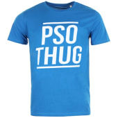 /achat-t-shirts/pso-thug-tee-shirt-logo-classique-bleu-roi-blanc-65093.html