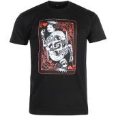 /achat-t-shirts/sadek-tee-shirt-reine-noir-rouge-66345.html