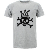 /achat-t-shirts/pso-thug-tee-shirt-skull-gris-chine-noir-66826.html