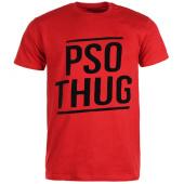 /achat-t-shirts/pso-thug-tee-shirt-logo-classique-rouge-noir-66868.html