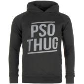 /achat-sweats-capuche/pso-thug-sweat-capuche-logo-classique-noir-gris-66872.html