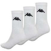 /achat-chaussettes/kappa-lot-de-3-paires-de-chaussettes-de-sport-chimido-blanc-71113.html