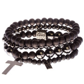 /achat-bracelets/icon-brand-lot-de-4-bracelets-try-noir-71420.html