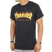 /achat-t-shirts/thrasher-tee-shirt-flame-noir-73892.html
