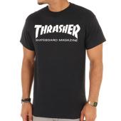 /achat-t-shirts/thrasher-tee-shirt-skate-mag-noir-73895.html