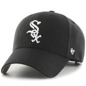 /achat-casquettes-de-baseball/47-brand-casquette-melvin-chicago-white-sox-noir-76015.html