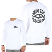 /achat-t-shirts-manches-longues/seine-zoo-tee-shirt-manches-longues-seine-zoo-records-blanc-78542.html