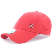 /achat-casquettes-de-baseball/new-era-casquette-9forty-mlb-flawless-logo-new-york-yankees-rouge-79856.html
